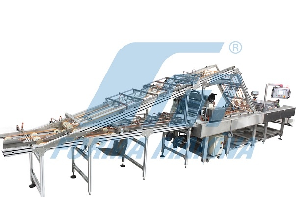 Wafer Spreading Machine